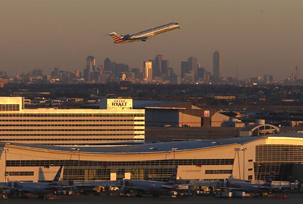 DFW-Airport